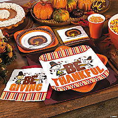 Peanuts® Thanksgiving Party Supplies