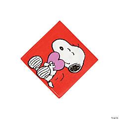 Peanuts® Valentine Beverage Napkins