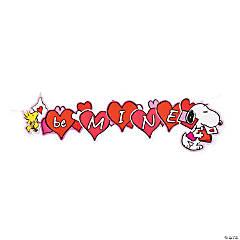 Peanuts® Valentine Garland