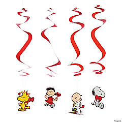 Peanuts® Valentine Hanging Swirls