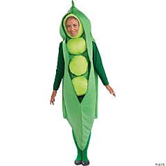 Peas Costume For Women