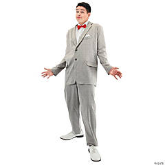 Pee-Wee Adult Costume For Men