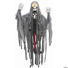 Peeper Reaper with Moving Eyes Halloween Décor