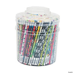 Pencil Tub - Everyday Prints Assortment