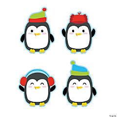 Penguin Bulletin Board Cutouts