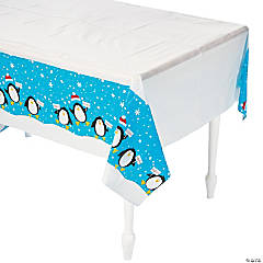Penguin Pop Tablecloth