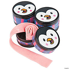 Penguin Roll Tape Gum