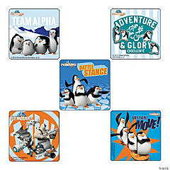 Penguins of Madagascar Stickers
