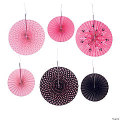 Perfectly Paris Hanging Fans