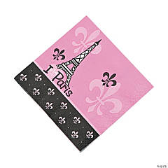 Perfectly Paris Luncheon Napkins