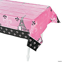 Perfectly Paris Tablecloth