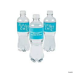Personalized Best Day Ever Water Bottle Labels