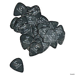 Personalized Black Guitar Picks