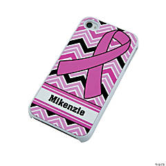 Personalized Breast Cancer Awareness iPhone® 4 Case