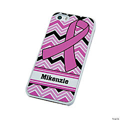 Personalized Breast Cancer Awareness iPhone® 5 Case