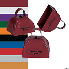 Personalized Cowbells