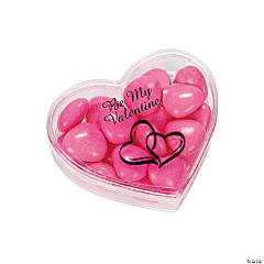 Personalized Heart-Shaped Boxes