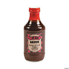 Personalized I Do BBQ Sauce Bottle Labels