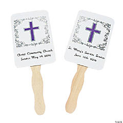 Personalized Inspirational Hand Fans