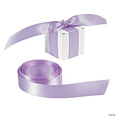 Personalized Lavender Ribbon - 7/8