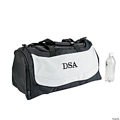 Personalized Men's Duffle Bag