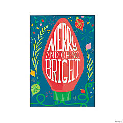 Personalized Merry & Bright Christmas Cards