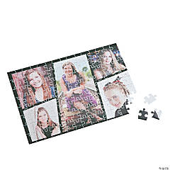Personalized Multi-Image Custom Photo Puzzle