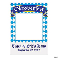 Personalized Oktoberfest Instaframe