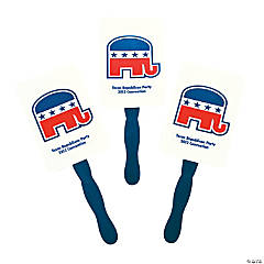 Personalized Republican Fans