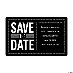 Personalized Save-the-Date Magnets