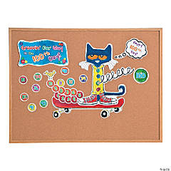 Pete the Cat™ 100th Day of School Bulletin Board Set
