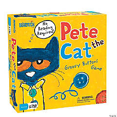 Pete the Cat™ Groovy Buttons Game