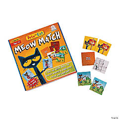 Pete the Cat™ Meow Match Game