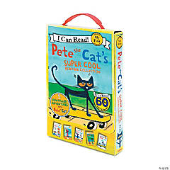 Pete the Cats Super Cool Reading Collection, Set of 5