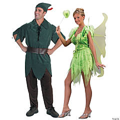 Peter Pan Couples Costumes
