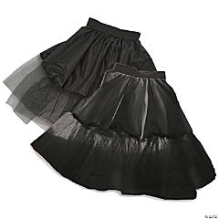 Petticoat Black Adult