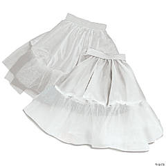 Petticoat White Adult