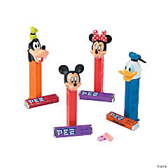 Pez® Mickey Mouse Hard Candy Dispensers Assortment