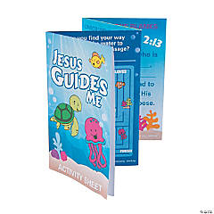 Philippians 2:13 Fold-Up Activity Sheets