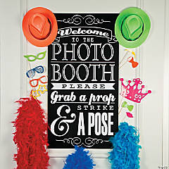 Photo Booth Setup Idea