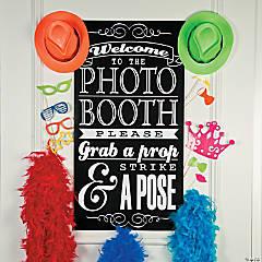 Photo Booth Setup Idea