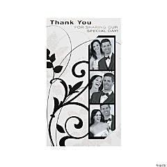 Photo Booth Thank You Cards