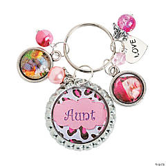 Photo Key Ring Gift Idea