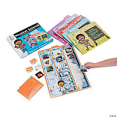 Physical Science File Folder Game