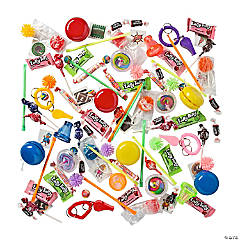 Piñata Toy & Candy Assortment