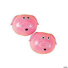 Pig Splat Balls
