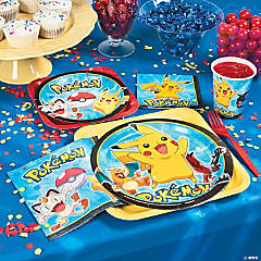 Pikachu & Friends Basic Party Pack