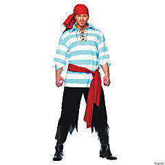 Pillaging Pirate Costume for Men