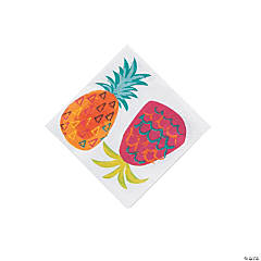 Pineapple Beverage Napkins