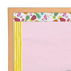 Pineapple Bulletin Board Borders